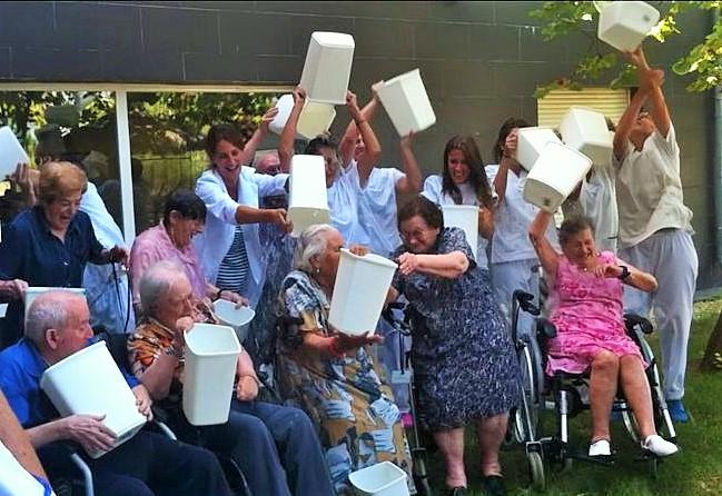 Residencia para mayores contra la ELA
