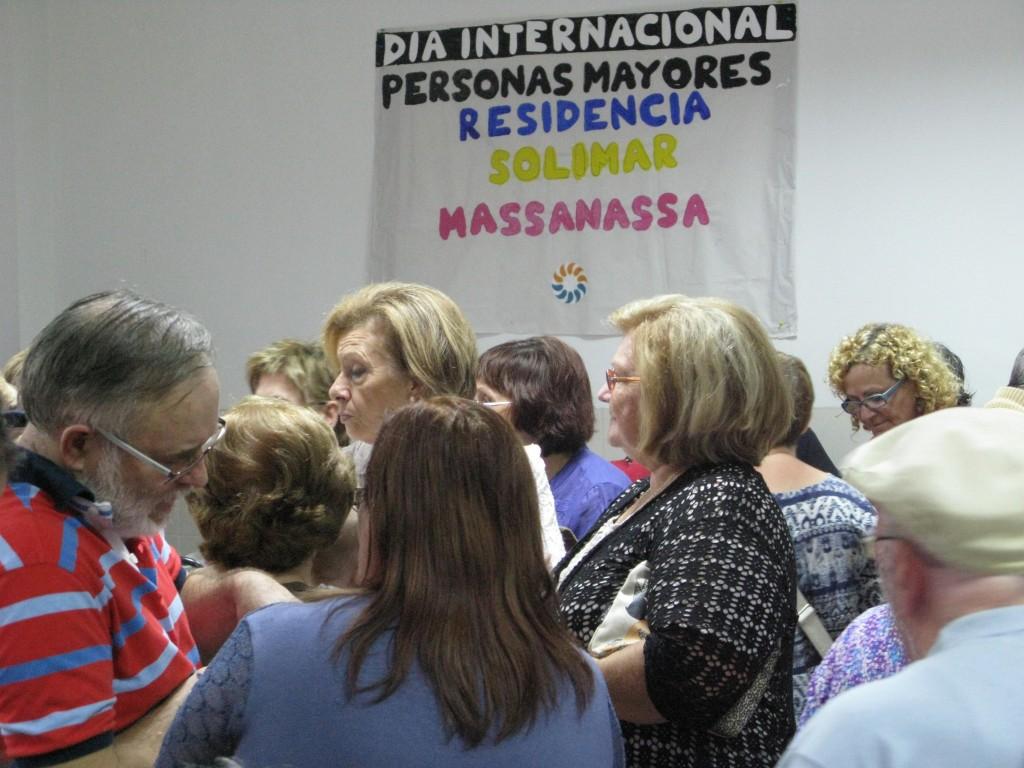 RESIDENCIA DE LA TERCERA EDAD