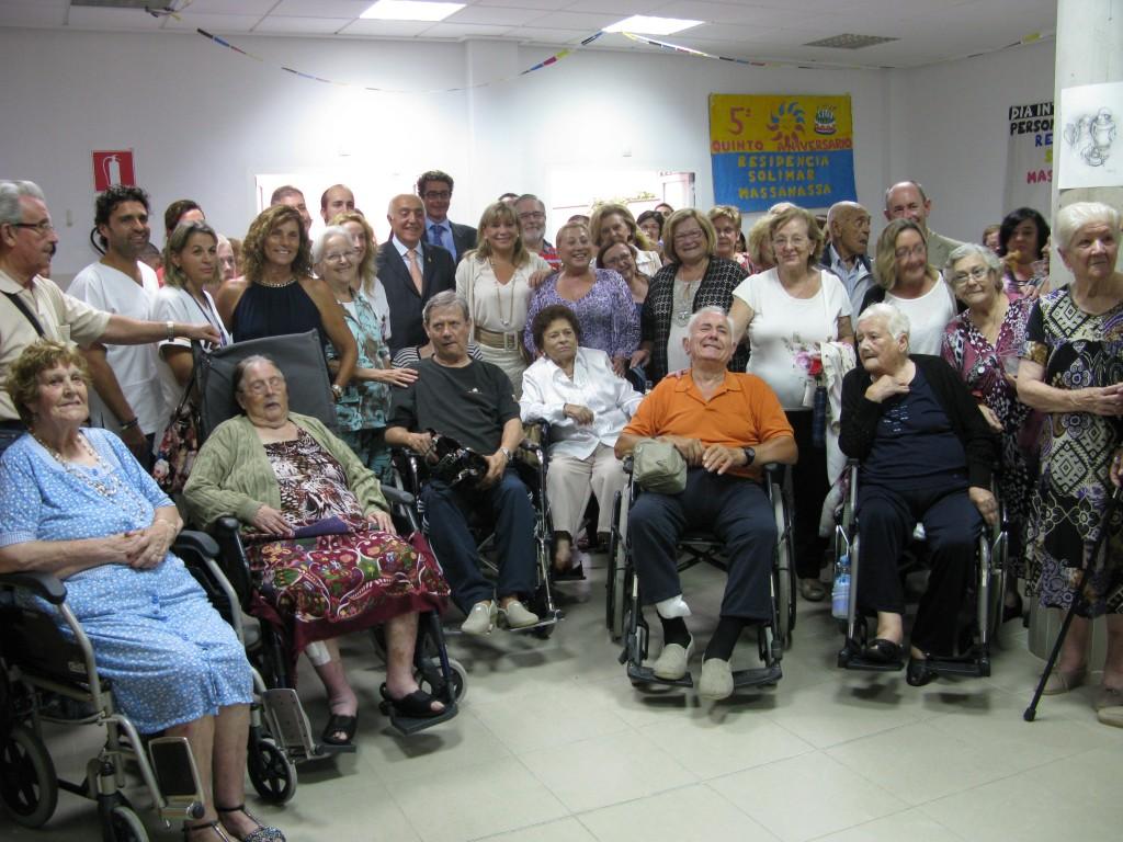 RESIDENCIAS DE LA TERCERA EDAD