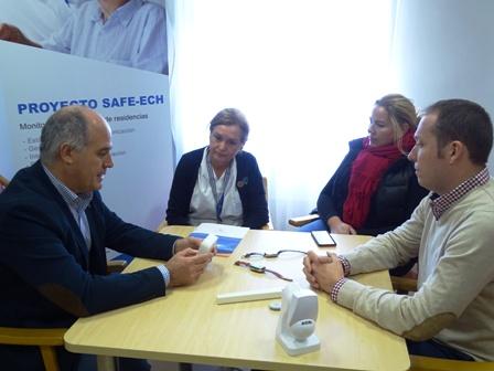 Solimar colabora en un proyecto tecnológico SAFE ECH 2